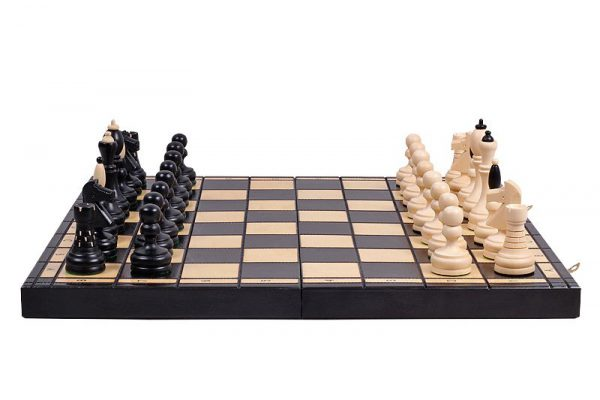 19 inch chess set slim