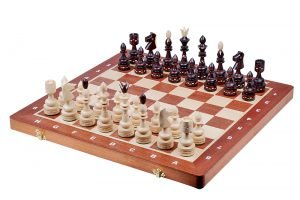 chess set light