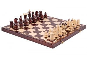 gothic chess set
