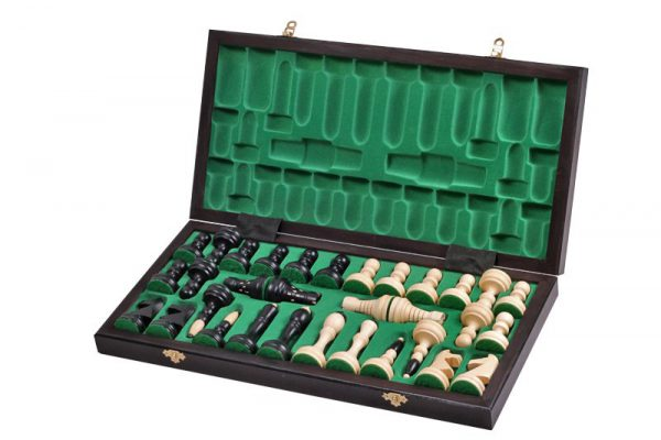 folding slim chess set