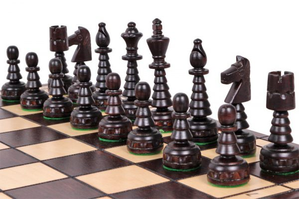 folding mini chess set