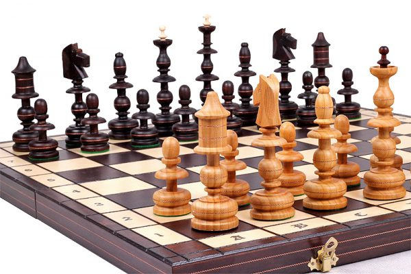 23 inch polish chess set