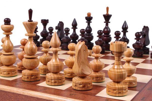 elegant chess debiut