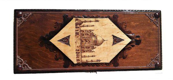 Taj Mahal Backgammon