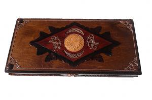 Handmade Backgammon Set