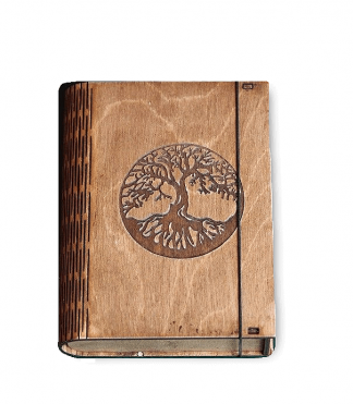 Leather Celtic Notebook