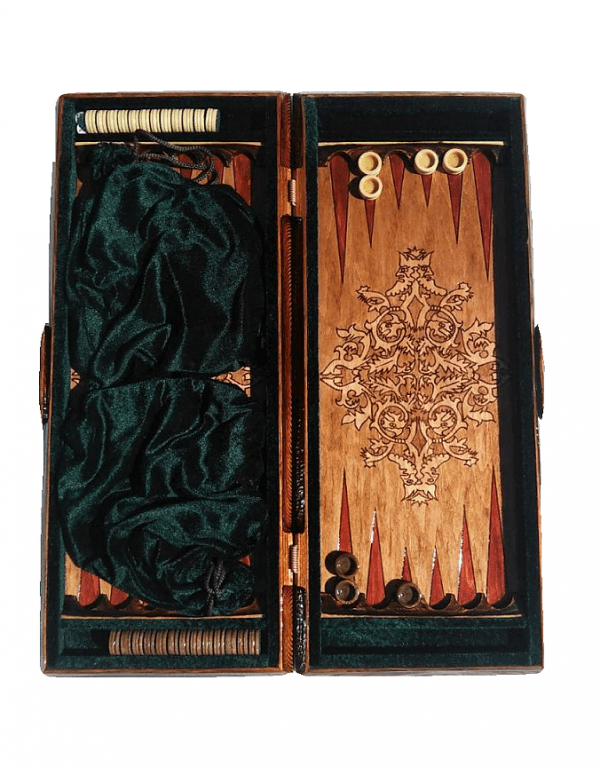 exclusive backgammon set handmade