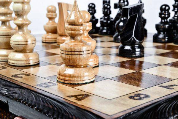 chess pieces luxury