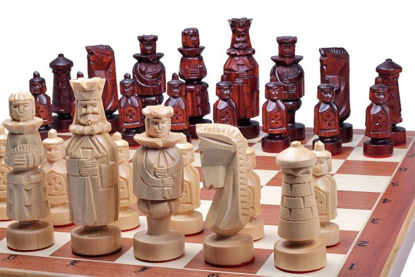 royal spanish chess set