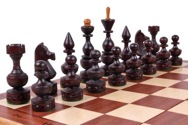 folding chess debiut