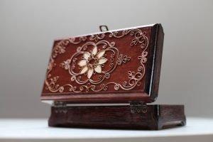 Charming Jewelry Box handmade
