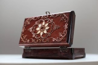 Charming Jewelry Box handmade