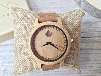 handmade wooden watches