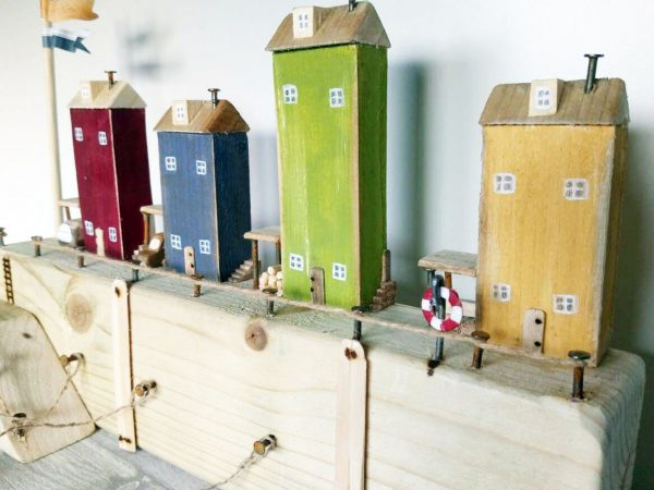 wooden houses for kids