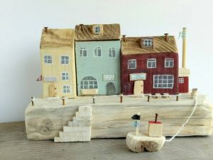 Little Wooden City
