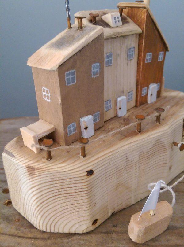 cottage for kids wooden