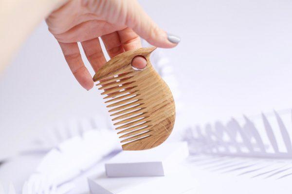 handmade hair comb