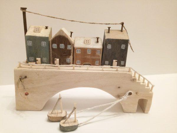 Little Wooden Village