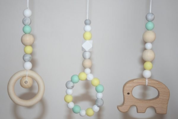 Infant Rattle Montessori toy