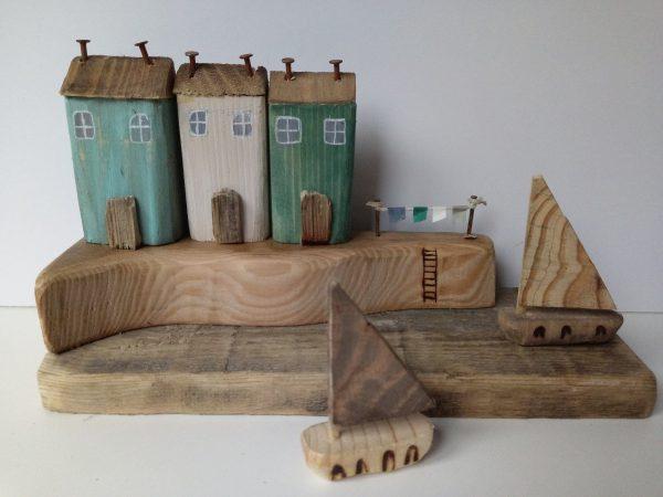 Driftwood Houses