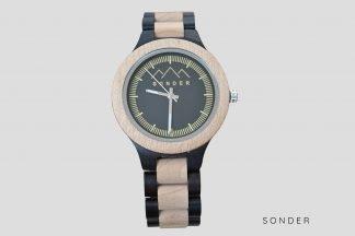 Walnut Wooden Watch