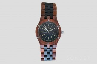 bespoken wooden watch