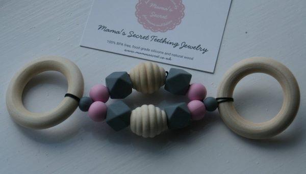Baby Teething Bracelet