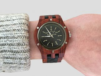 handmade wooden watches