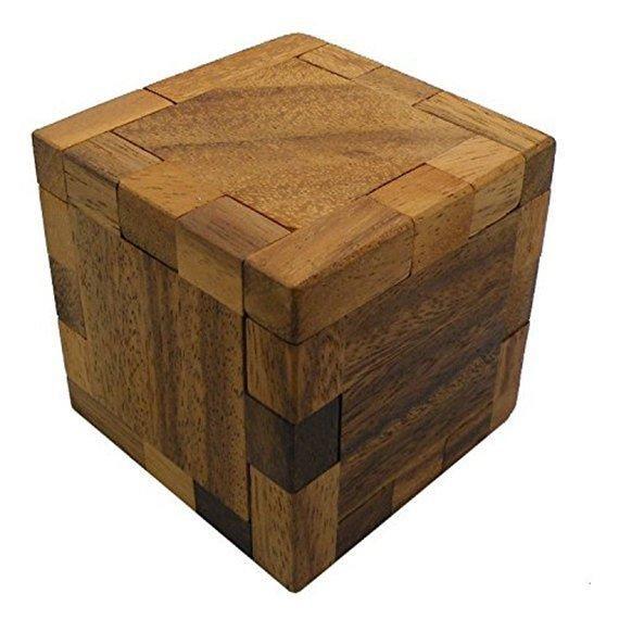 Magical Cube Puzzle
