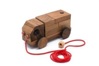 Truck Wooden Puzzle