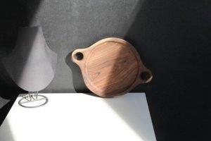 Walnut Wood Plate