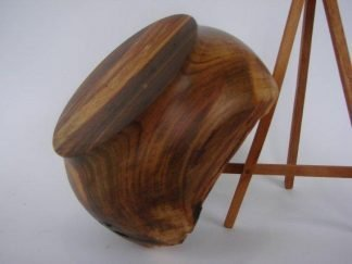 Big wooden bowl