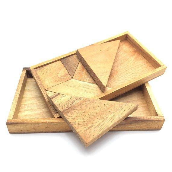 Long Tangram Puzzle