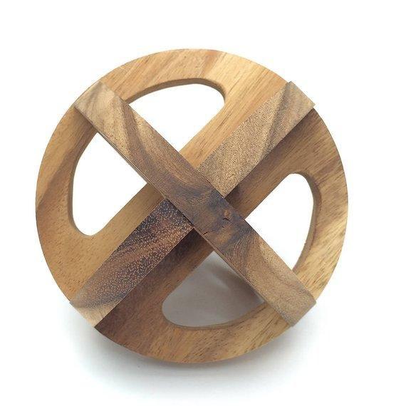 wooden puzzles handmade