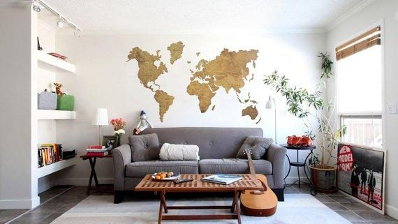 wooden home decor