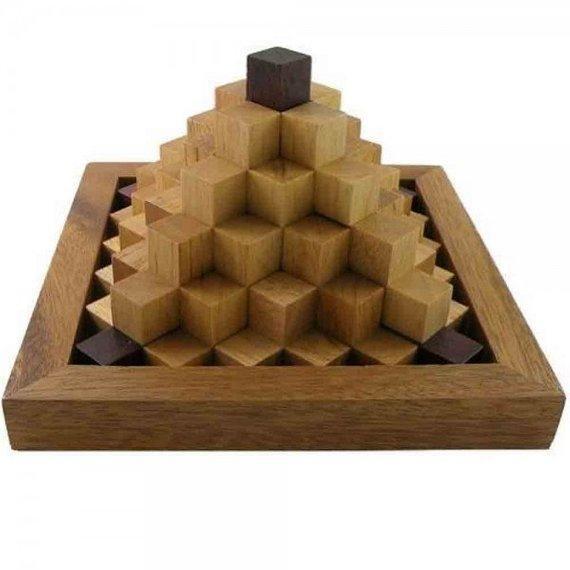 Square Pyramid Puzzle