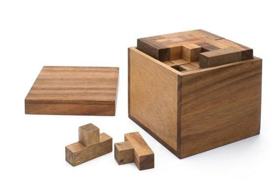 Complex Cube Puzzle