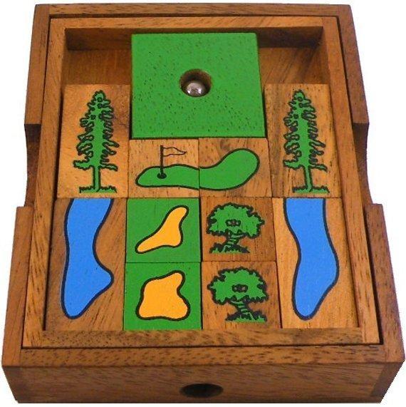 Golf Field Game