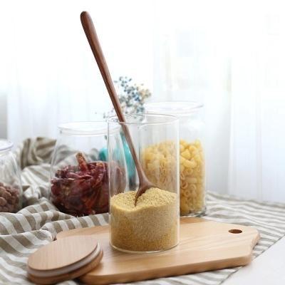 handmade wooden big spoon
