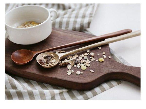 beech wood handmade spoon