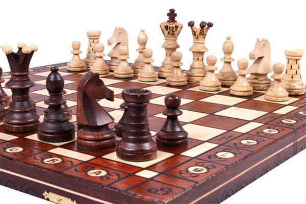 wooden Chess Set Ambassador