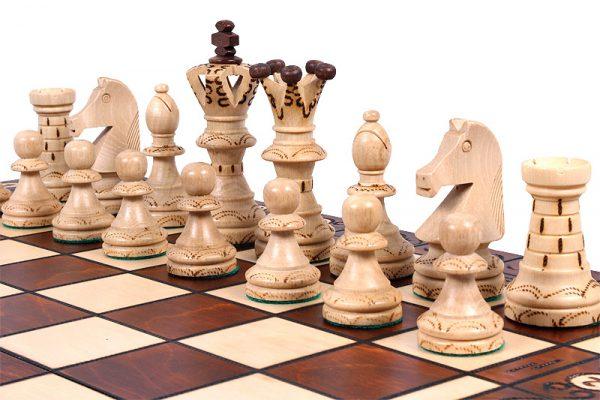 Chess Set Ambassador handmade