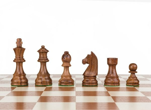staunton handmade chess set
