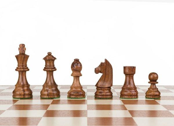 staunton handmade chess set