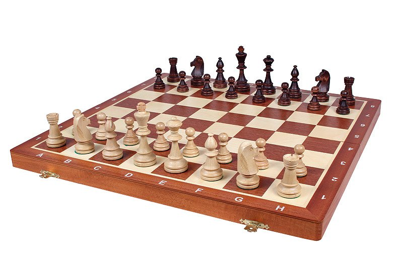 wooden handmade Tournament Chess Set