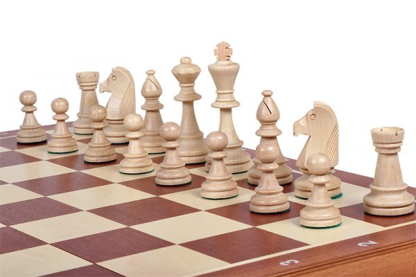 Tournament Chess Set wooden