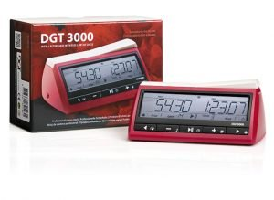 DGT 3000 chess clock