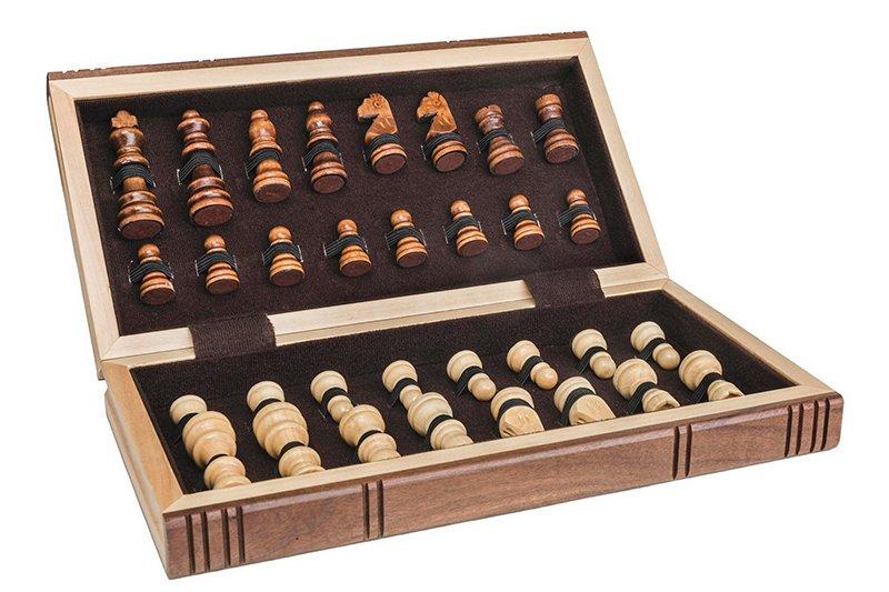 Schachspiel Topol 30 cm