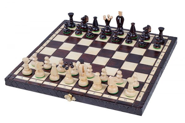 King chess set medium