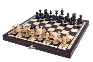 14 inch chess set